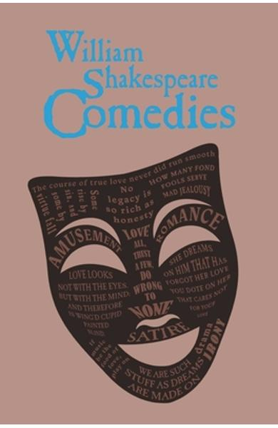 William Shakespeare Comedies - William Shakespeare