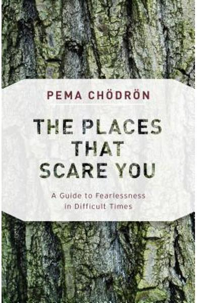 The Places That Scare You: A Guide to Fearlessness in Difficult Times - Pema Chodron