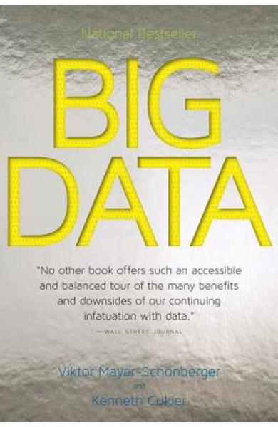 Big Data: A Revolution That Will Transform How We Live, Work, and Think - Viktor Mayer-sch�nberger