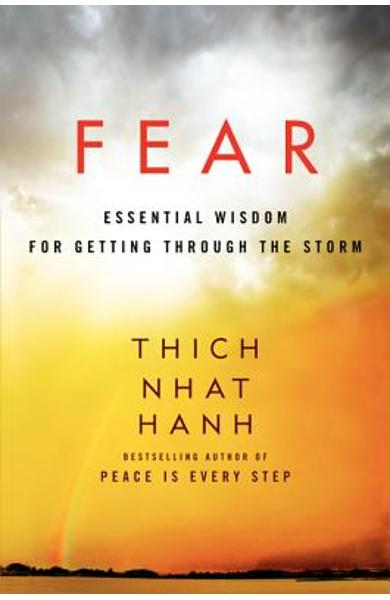 Fear: Essential Wisdom for Getting Through the Storm - Thich Nhat Hanh