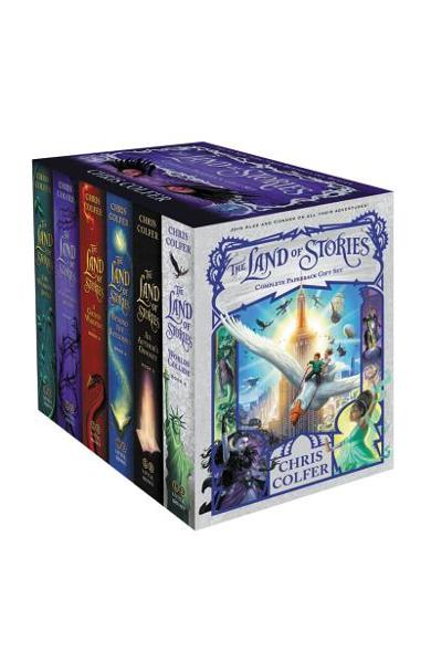 The Land of Stories Set - Chris Colfer