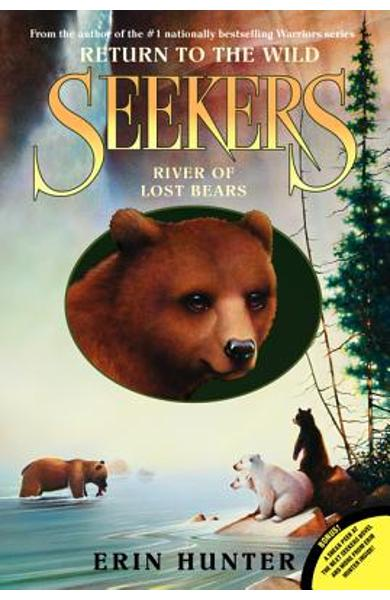 River of Lost Bears - Erin Hunter