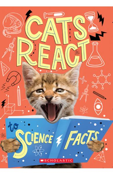Cats React to Science Facts - Izzi Howell