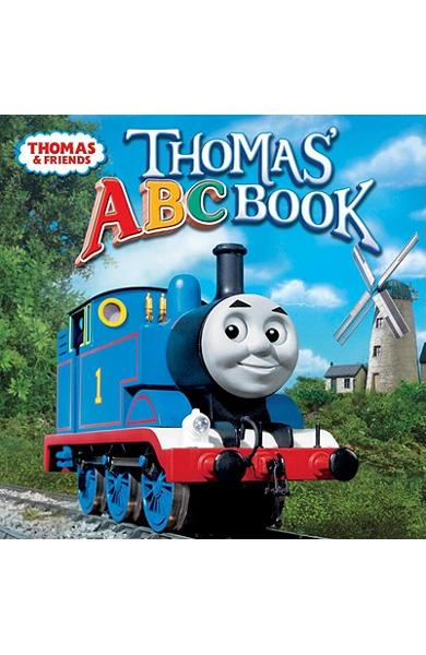 Thomas' ABC Book (Thomas & Friends) - W. Awdry
