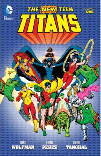 New Teen Titans Vol. 1 - Marv Wolfman