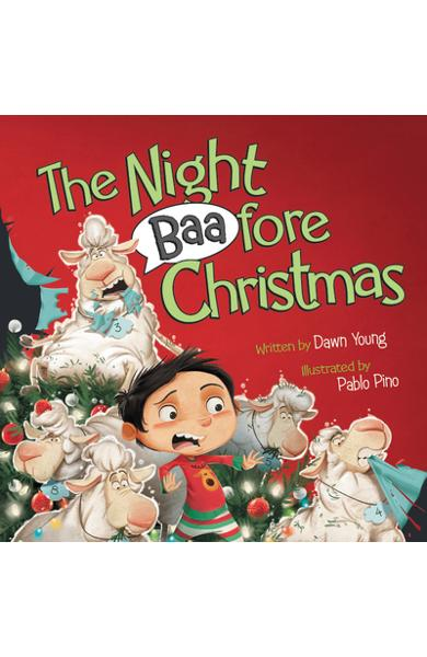 The Night Baafore Christmas - Dawn Young