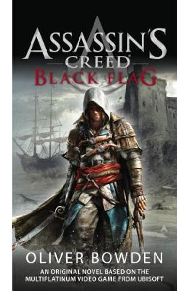 Black Flag - Oliver Bowden