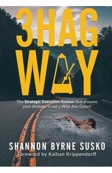3HAG Way: The Strategic Execution System That Ensures Your Strategy Is Not a Wild-Ass-Guess! - Shannon Byrne Susko
