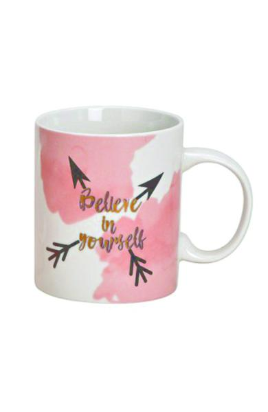 Cana Watermark - Believe in Yourself - Tea Garden