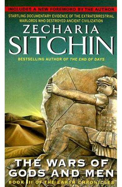 The Wars of Gods and Men - Zecharia Sitchin