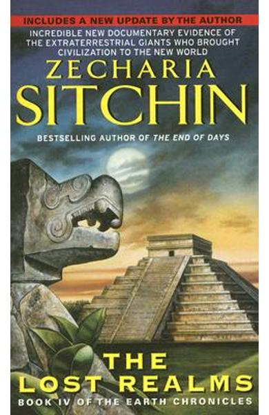 Lost Rea: Book IV of the Earth Chronicles - Zecharia Sitchin