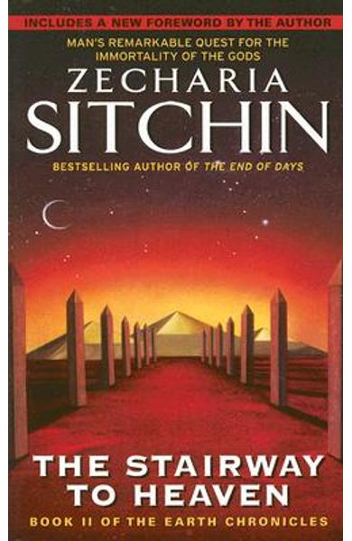Stairway: Book II of the Earth Chronicles - Zecharia Sitchin