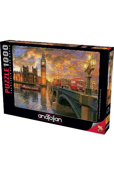 Puzzle 1000. Westminster Sunset