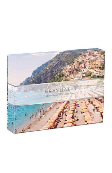 Gray Malin Italy 2-Sided 500 Piece Puzzle - Galison