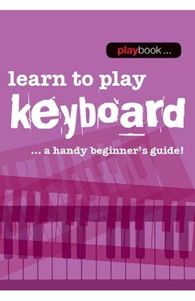 Playbook - Learn to Play Keyboard - Hal Leonard Corp