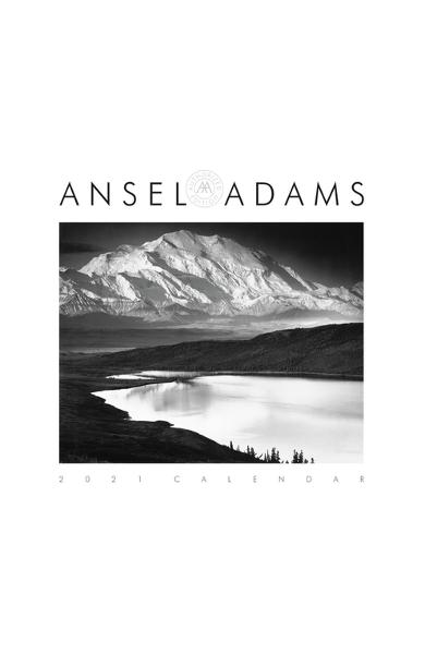 Ansel Adams 2021 Wall Calendar - Ansel Adams