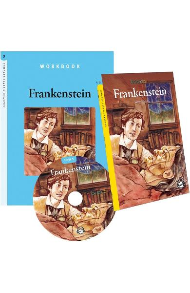 Frankenstein. Compass Classic Readers Nivelul 3 - Mary Shelley