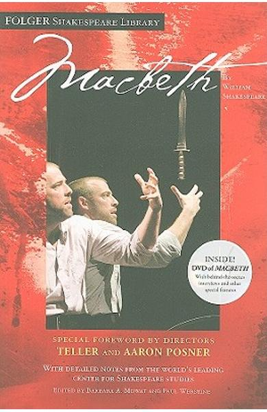 The Tragedy of Macbeth [With DVD] - William Shakespeare