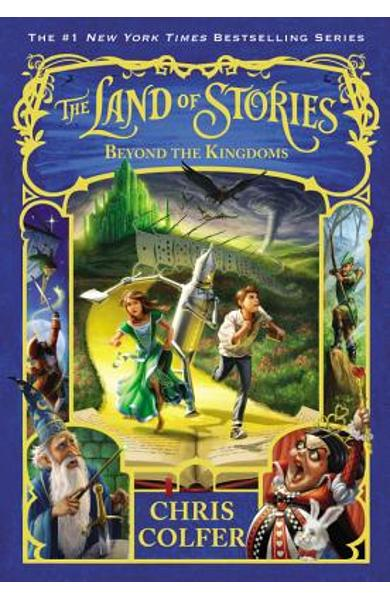 The Land of Stories: Beyond the Kingdoms - Chris Colfer