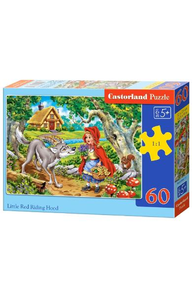Puzzle 60. Little Red Riding Hood