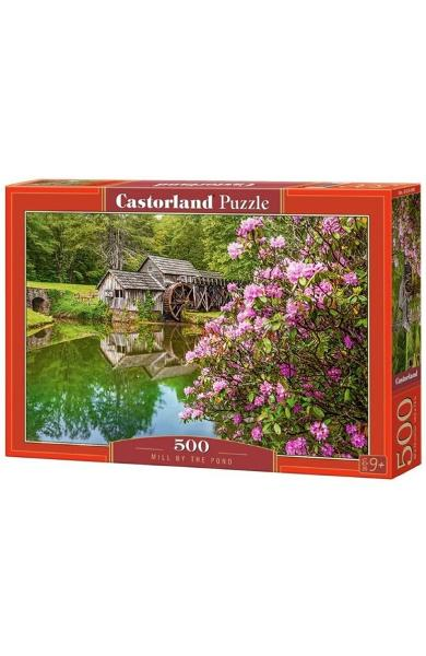 Puzzle 500. Mill by the Pond