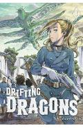 Drifting Dragons 4 - Taku Kuwabara