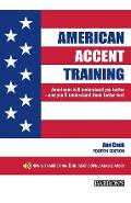 American Accent Training: With Downloadable Audio - Ann Cook