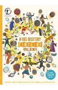 The Big History Timeline Wallbook: Unfold the History of the Universe--From the Big Bang to the Present Day! - Christopher Lloyd