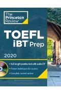 Princeton Review TOEFL IBT Prep with Audio CD, 2020: Practice Test + Audio CD + Strategies & Review - The Princeton Review
