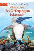 Where Are the Galapagos Islands? - Megan Stine