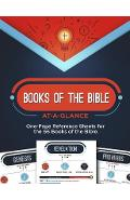 Books of the Bible At-A-Glance: One-Page Reference Sheets for the 66 Books of the Bible - Mary Kate Warner
