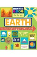 Earth: The Illustrated Geography of Our World - Susan Martineau