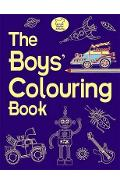 The Boys' Colouring Book - Jessie Eckel