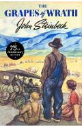 The Grapes of Wrath: 75th Anniversary Edition - John Steinbeck