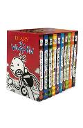 Diary of a Wimpy Kid Box of Books - Jeff Kinney