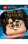 Lego(r) Harry Potter Magical Treasury (Library Edition): A Visual Guide to the Wizarding World - Elizabeth Dowsett