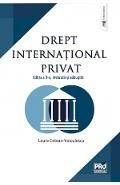 Drept international privat - Laura Cetean-Voiculescu