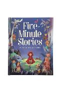 Five-Minute Stories: Over 50 Tales and Fables - Cottage Door Press