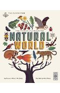 Curiositree: Natural World: A Visual Compendium of Wonders from Nature - Jacket Unfolds Into a Huge Wall Poster! - Aj Wood