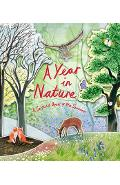 A Year in Nature: A Carousel Book of the Seasons - Hazel Maskell