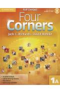 Four Corners Full Contact a Level 1 with Self-Study CD-ROM - Jack C. Richards