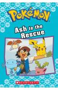 Ash to the Rescue (Pok�mon Classic Chapter Book #15), Volume 23 - Tracey West
