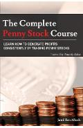 The Complete Penny Stock Course: Learn How To Generate Profits Consistently By Trading Penny Stocks - Jamil Ben Alluch