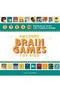 Awesome Brain Games for Kids: Steam Puzzles and Facts for Curious Minds - Tori Cameron