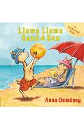 Llama Llama Sand and Sun: A Touch & Feel Book - Anna Dewdney