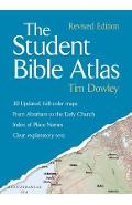 Student Bible Atlas, the PB (Revised) - Tim Dowley