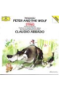 CD Prokofiev - Peter and the wolf - Claudio Abbado - Sting