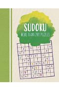 Sudoku: More Than 200 Puzzles - Eric Saunders