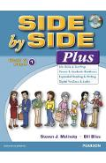 Side by Side Plus 1 Book & Etext with CD - Steven J. Molinsky