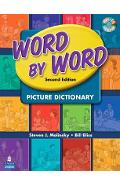 Word by Word Picture Dictionary with Wordsongs Music CD [With CD] - Steven J. Molinsky